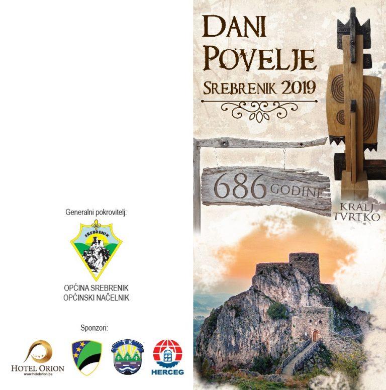 """Manifestacija """"Dani povelje"""" Srebrenik, 2019"""