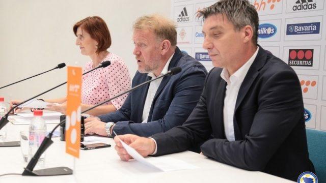 Prosinečki i Marinović objavili imena igrača za predstojeće susrete