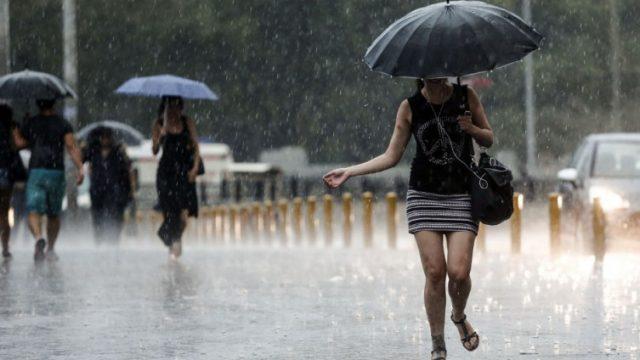 Vremenski bilten Federalnog HMZ-a - Očekuju se kiša i pljuskovi