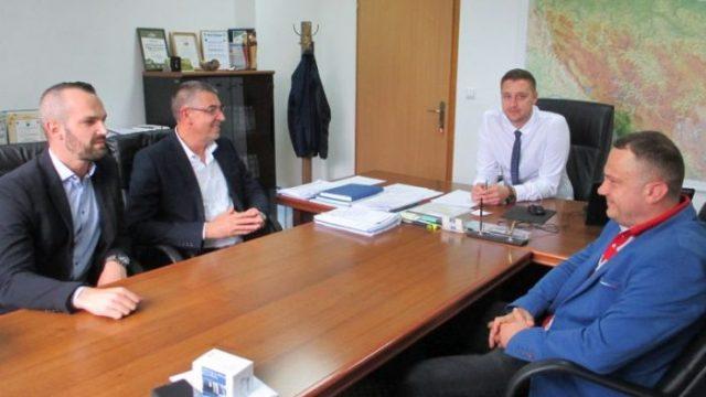 Potpisani ugovori za finansiranje tri ekološka projekta u Srebreniku