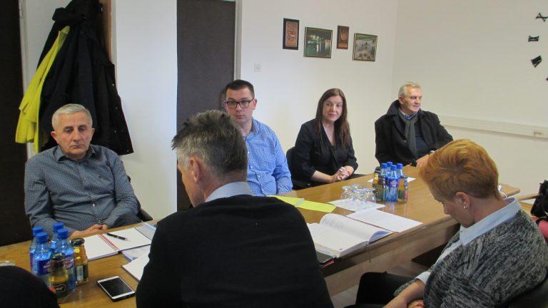 Održan sastanak o projektu uređenja riječnih korita u Srebreniku, Lukavcu, Kladnju i Sapni