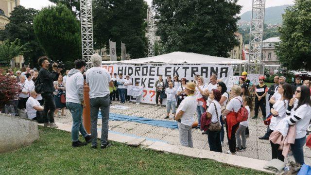 Koalicija za zaštitu rijeka BiH - Nijednu rijeku u BiH nećemo prepustiti u ruke privatnog kapitala