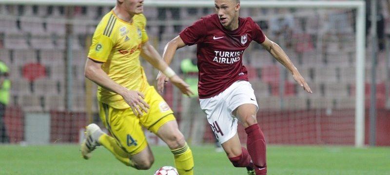 Treće pretkolo Evropske lige -Sarajevo neuspješno protiv BATE Borisova