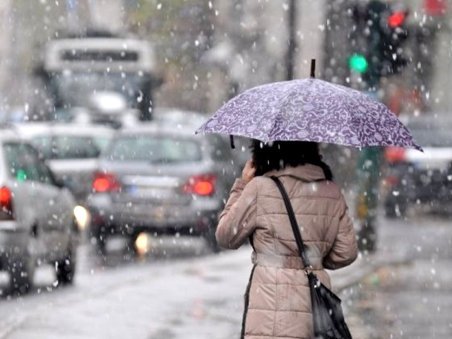 Naredna četiri dana u BiH zahlađenje, susnježica i snijeg