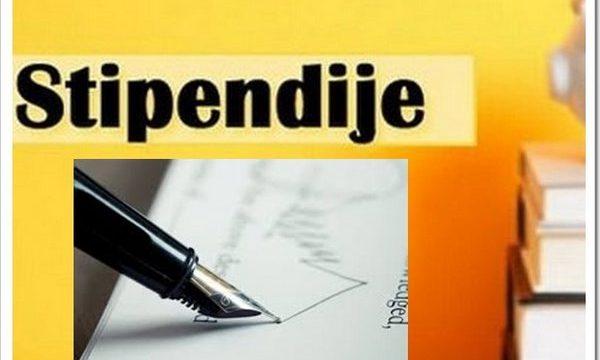 Objavljen Javni poziv za stipendiranje učenika u 2019. godini