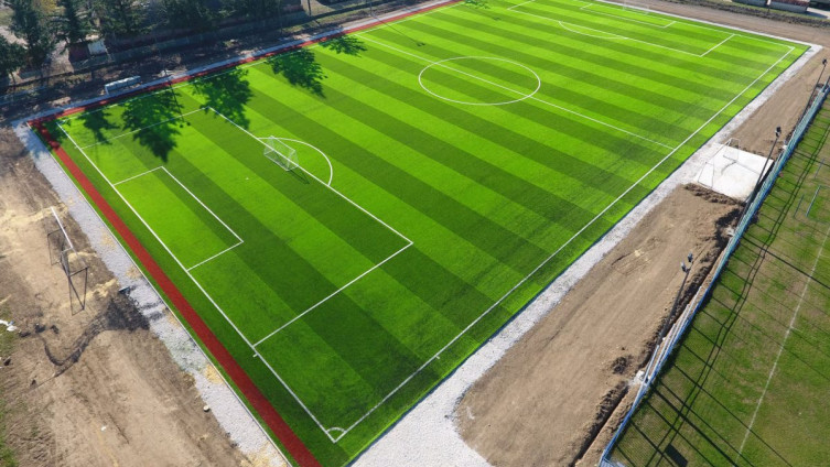 FK Tuzla City gradi moderan travnjak