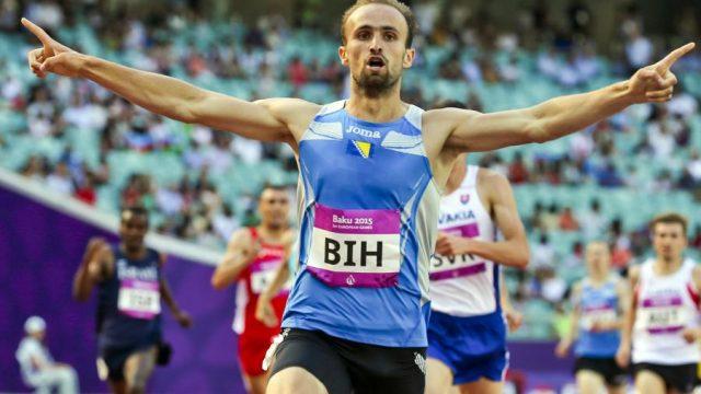 Tuka osvojio srebro na SP-u u Dohi