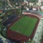 Suspendovan stadion Tušanj u Tuzli