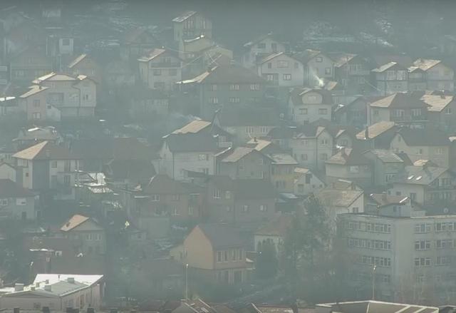 Tokom zime često zagađen zrak: Za zaštitu okoliša potrebna velika sredstva