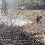 Kantonalna uprava CZ TK – Vatrogasci ugasili požar u Šerićima kod Živinica