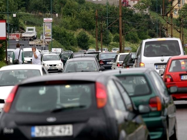 Vozači u BiH 2018. godine državi dali 620 miliona KM