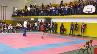 "Klub ""Orlova kandža"" iz Srebrenika osvojio 8 medalja na Wushu prvenstvu u Srebrenici"