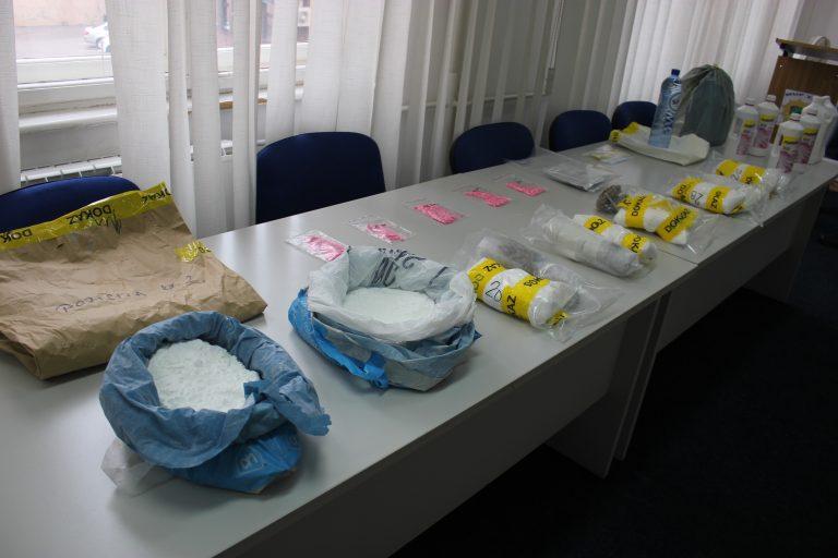 Više od pet kilograma droge zaplijenjeno na području Srebrenika